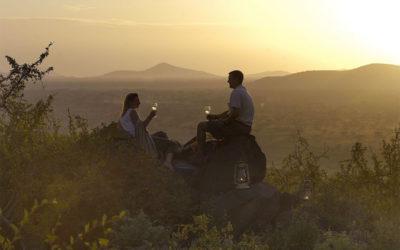 Viaggio di nozze con Safari
